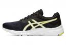 Chaussures de Running Asics Gel Pulse 11 Noir / Jaune