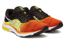 Chaussures de Running Asics Gel Pulse 11 Noir / Orange