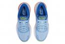 Chaussures de Running Femme Asics Gel Nimbus 21 Bleu / Jaune