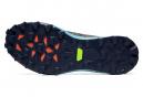 Chaussures de Trail Femme Asics FujiTrabuco Bleu / Bleu