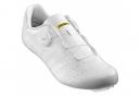 Chaussures Route Mavic Cosmic Boa Blanc