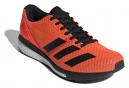 Chaussures de Running adidas running adizero Boston 8 Orange / Noir