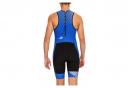Kiwami PRIMA 2 RACE Sleeveless Tri-Functions Suit Black Blue