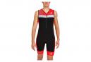 Sleeveless Tri-Functions Suit Kiwami PRIMA 2 LD Black Red