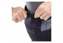 Pantalon Millet Rocas Bio Denim Pant Dark Denim Homme
