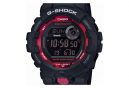 Montre Casio G-Shock Classic GBD-800-1ER Noir Rouge