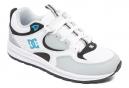 DC Shoes Zapatos para niños Kalis Lite B Gris / Azul / Blanco