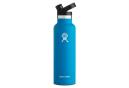 Bouteille Hydro Flask Standard Mouth Sport Cap 621 ml Bleu