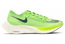 Chaussures de Running Nike ZoomX Vaporfly Next% Vert / Fluo