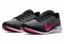Chaussures de Running Nike Zoom Pegasus Turbo 2 Noir / Rose