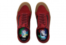 Vans Ty Morrow Shoes Old Skool Pro Bordeaux