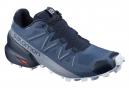 Chaussures de Trail Femme Salomon Speedcross 5 Bleu / Noir