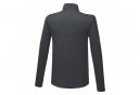 Mizuno Alpha Long Sleeve 1/2 zip Tee Men Black