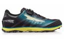 Chaussures de Trail Altra KING MT 2 Bleu / Noir / Jaune