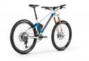 VTT Tout Suspendu Mondraker Superfoxy Carbon R Shimano XT 12v Blanc / Bleu 2020