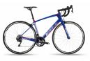 Bici da corsa BH Quartz 3.0 Shimano 105 11S 700 mm Blu Rosso 2020