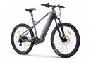 VTT Electrique Semi-Rigide Moma Bikes E-MTB 27.5'' Shimano Altus 8V Gris
