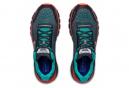 Chaussures de Running Under Armour HOVR Infinite Gris / Bleu / Rouge