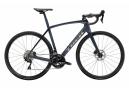 Vélo de Route Trek Domane SL 5 Disc Shimano 105 11V 2020 Bleu / Argent