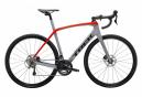 Vélo de Route Trek Domane SL 4 Shimano Tiagra 10V Gris / Rouge