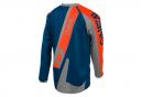 O'Neal Long Sleeve Jersey ELEMENT HYBRID Blue / Orange