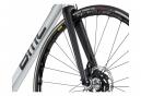 BMC Teammachine ALR Disc One Bicicleta de carretera Sram Force eTap AXS 12S 700 mm Brushed 2020