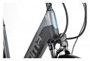 Bicicleta Ciudad Eléctrica Moma Bikes Ebike-28 28'' Gris / Noir