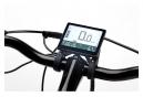 Vélo de Ville Electrique Moma Bikes Ebike-28 Shimano 7V Batterie 624Wh Gris Noir