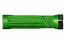 Pair of Green OneUp Lock-On Grips