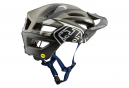 Casco de MTB Troy Lee Designs A2 Jet Mips Gris mate Negro
