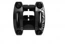 Potence pour cintre 35mm et pivot 1''1/8 TRUVATIV Descendant 0° Noir / Blanc
