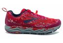 Chaussures de Trail Brooks Running Caldera 3 Rouge