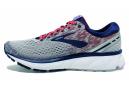 Chaussures de Running Femme Brooks Running Ghost 11 Bleu / Bleu / Rouge