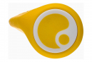 Grips ERGON Technical GA3 Small jaune