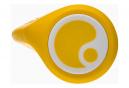 Grips ERGON Technical GA3 Large jaune