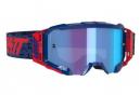 Masque Leatt Velocity 5.5 Iriz Bleu Royal - Ecran bleu 49%