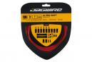 Jagwire 2x Pro Shift Kit rojo