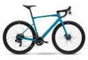 Vélo de Route BMC Roadmachine 01 Three Sram Force eTAP AXS 12V 2020 Bleu / Rouge