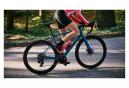 Road BMC 2020 Roadmachine 01 Three Disc Sram Petrol Blau AXS 12-fach
