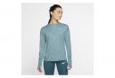 Nike Long Sleeve Jersey Women Element Blue