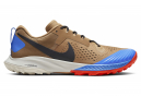 Nike Running shoes Men Air Zoom Terra Kiger 5 Kaki Blue Pink