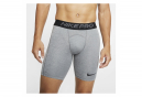 Cuissard Court NIKE Pro Gris