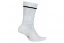Pair of Nike Socks SNKR AF-1 White / Black