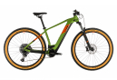 Cube Hardtail Electric MTB Reaction Hybrid EX 625 29 Sram SX Eagle 12s Green / Orange 2020
