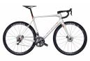 Heroïn HR Shimano Ultegra Di2 11V Disc Road Bike White / Cooper
