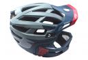 URGE Gringo de la Sierra Helmet with Removable Chinstrap Grey / Blue