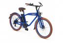 Ariel Rider V lo  lectrique W-class Premium bleu Vitesse 25km/h