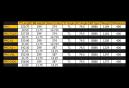 Cadre BMX Race FORMULA Antimatter 1.0 Matte Darkside Black/Silver