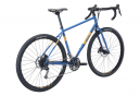 Breezer Radar Expert Gravel Bike Shimano Sora 9S 700 mm Denim Azul Amarillo 2020