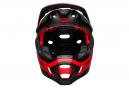 Casque avec Mentonnière Amovible Bell Super DH Mips Fasthouse Rouge Noir 2021
